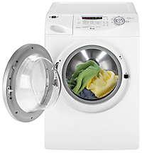 zanussi washing machine just hums