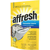 affresh Dishwasher Cleaner 6 Tablets